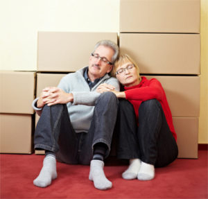 Senior move managers in Austin provide packing and unpacking services to help elderly move.