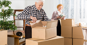 helping seniors move to smaller home Austin